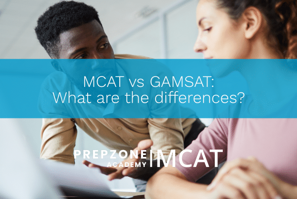 MCAT vs GAMSAT- What are the differences?